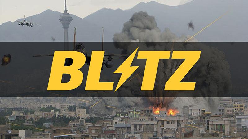 بلیتز یا حمله برق آسای جنبش ری استارت ایران