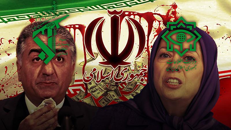 شکست جمهوری اسلامی ایران و مجاهدین خلق و رضا پهلوی در دیماه 97