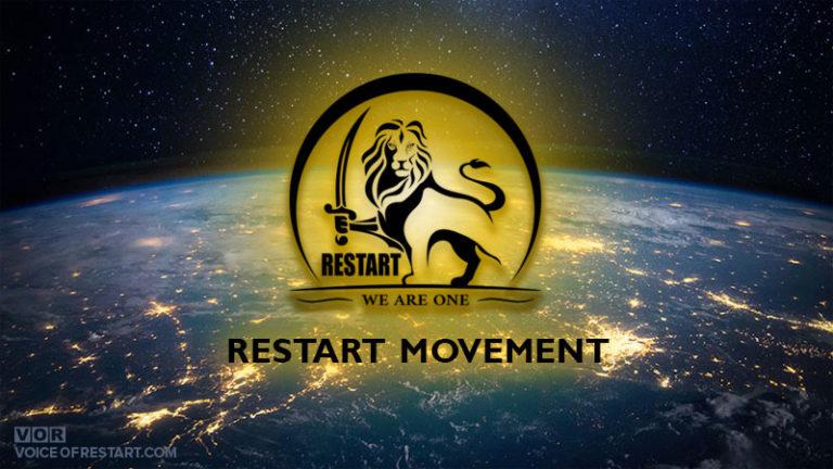 جنبش میلیونی ری استارت سید محمد حسینی در ایران و بیداری جهانی