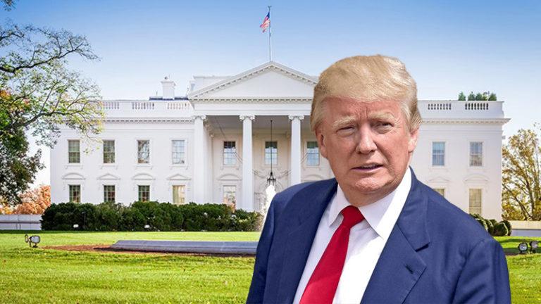پرزیدنت ترامپ - کاخ سفید