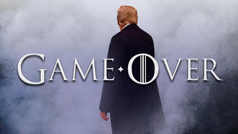 دونالد ترامپ ( چهل و پنجمین رئیس جمهور آمریکا ) ، بدشانسی بزرگ برای دموکرات های آمریکا