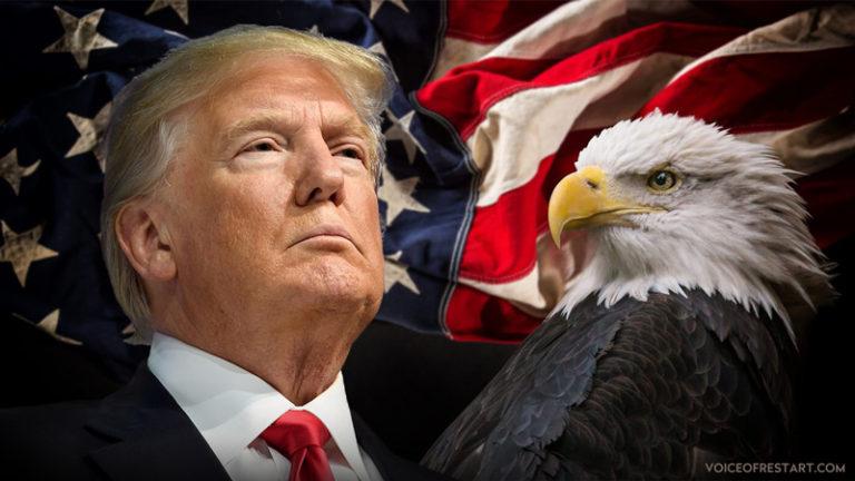چرا ری استارت از پرزیدنت ترامپ و میهن پرستان آمریکا دفاع میکند؟