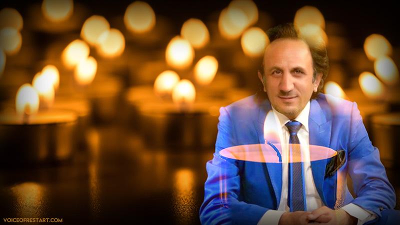 لیدر اپوزسیون ری استارت سید محمد حسینی