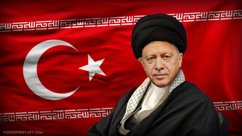 رجب طیب اردوغان رئیس جمهور جمهوری اسلامی ترکیه