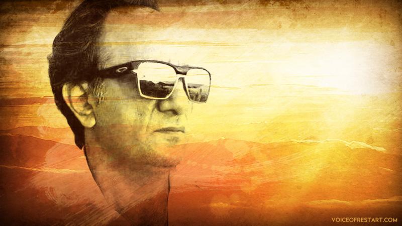 لیدر جنبش ری استارت سید محمد حسینی یک رهبر واقعی