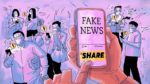 خطر اخبار دروغ بیشتر از ویروس کرونا