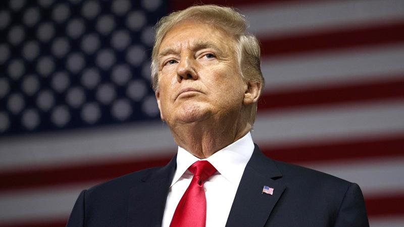 دونالد ترامپ (Donald Trump) چهل و پنجمین رئیس جمهور ایالات متحده آمریکا