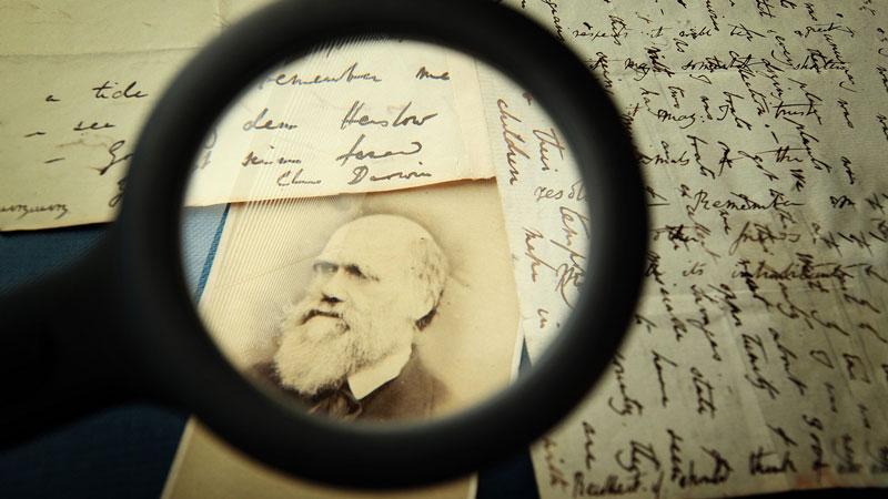راز حلقه گمشده چارلز داروین!