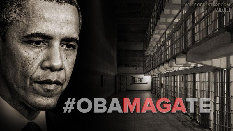 آیا اوباما به زندان می رود؟! باراک اوباما گیت