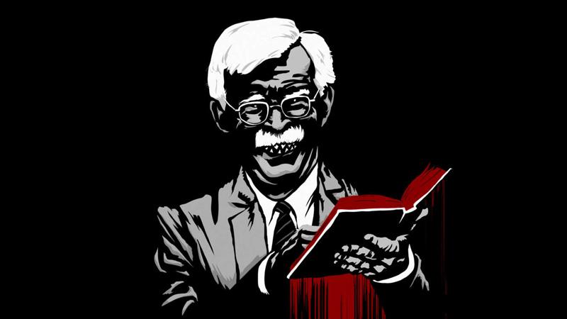 جان بولتون دموکراتی هست که در جمهوری خواهان نفوذ کرده و دستانشان به خون خیلیها آلوده است!