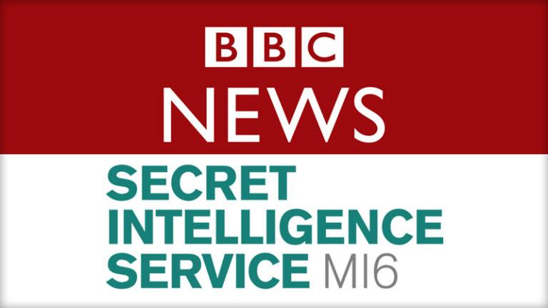سرویس امنیتی انگلیس و بی بی سی نیوز