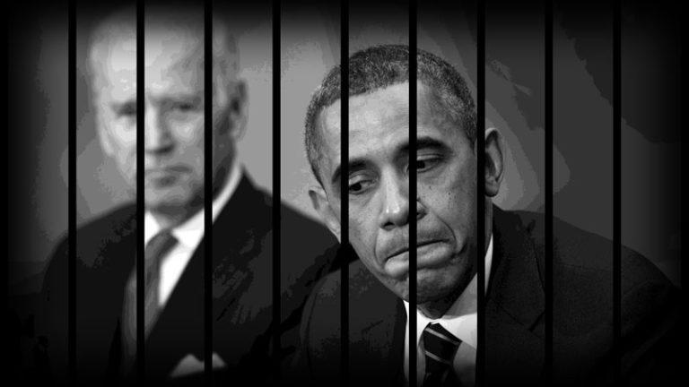 جنایات سیاسی قرن در حال آشکار شدن؛ احتمال دستگیری اوباما و بایدن!
