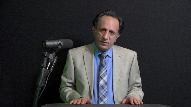 سید محمد حسینی لیدر جنبش ری استارت