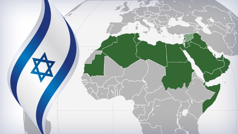 بیانیه لیدر ری استارت در ارتباط با پیمان صلح اسرائیل و اعراب