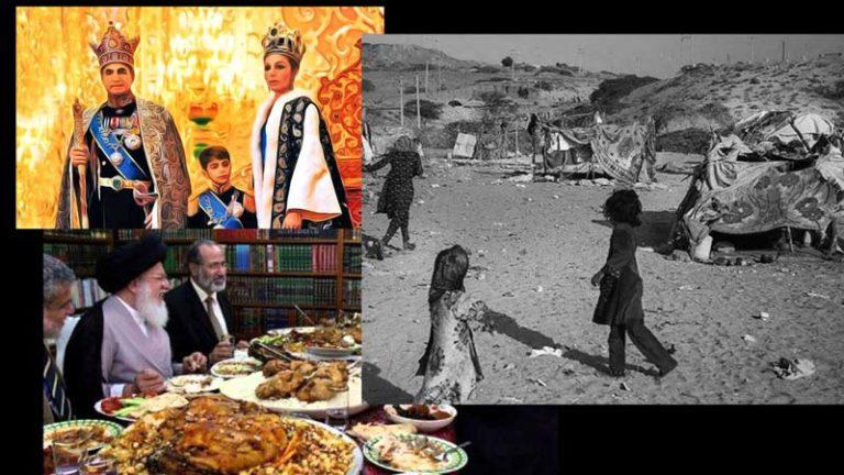 نفرت شدید مردم سیستان و بلوچستان از رژیم جمهوری اسلامی، خانواده شاه سابق و رضا پهلوی