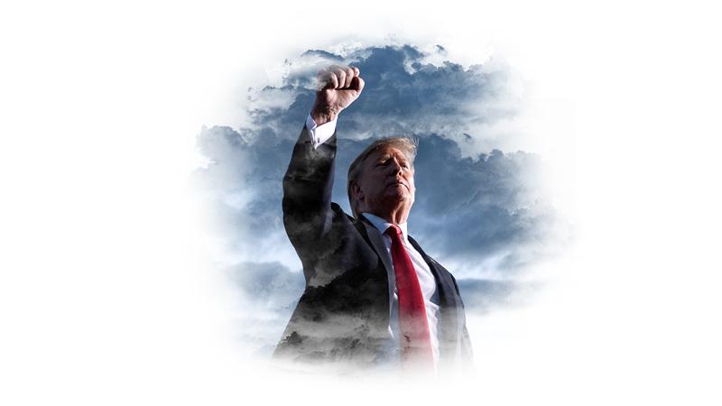 پیروزی پرزیدنت دونالد ترامپ