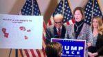 کنفرانس مطبوعاتی مهم تیم حقوقی پرزیدنت ترامپ در ارتباط با تقلب بیسابقه در انتخابات آمریکا - 19 نوامبر 2020
