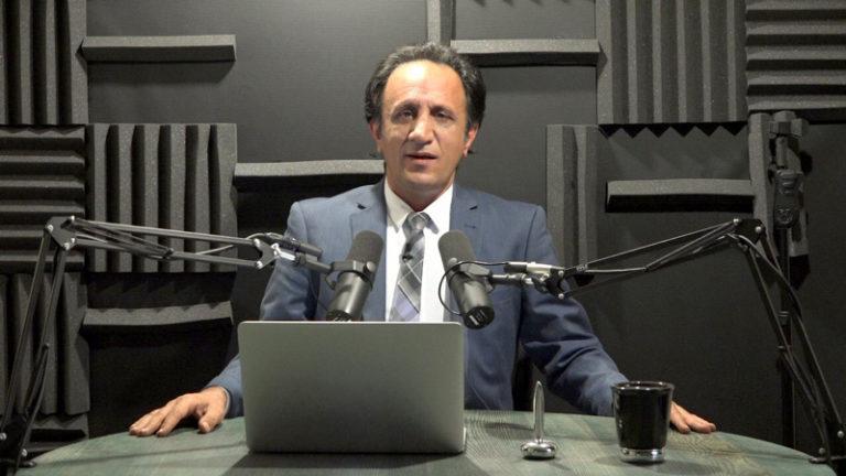 رهبر جنبش ری استارت - سید محمد حسینی