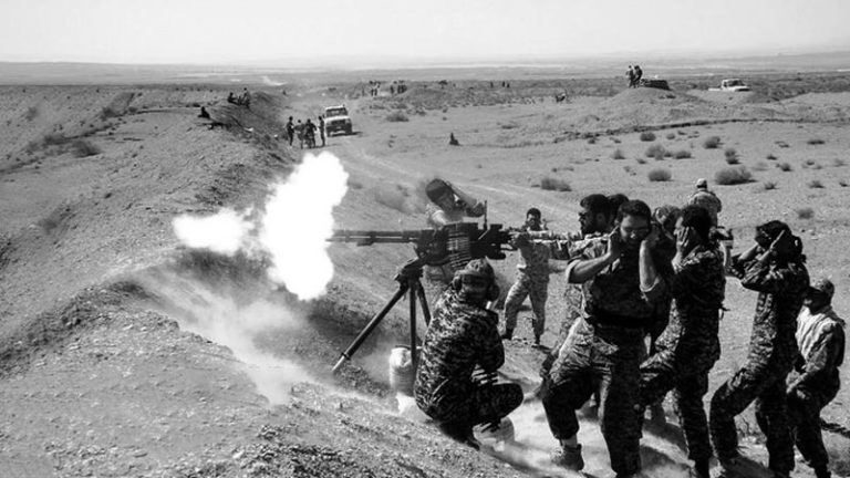 نیروی نظامی رژیم تروریست ایران