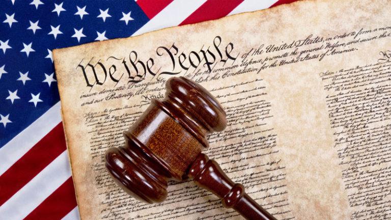 قانون اساسی ایالات متحده آمریکا