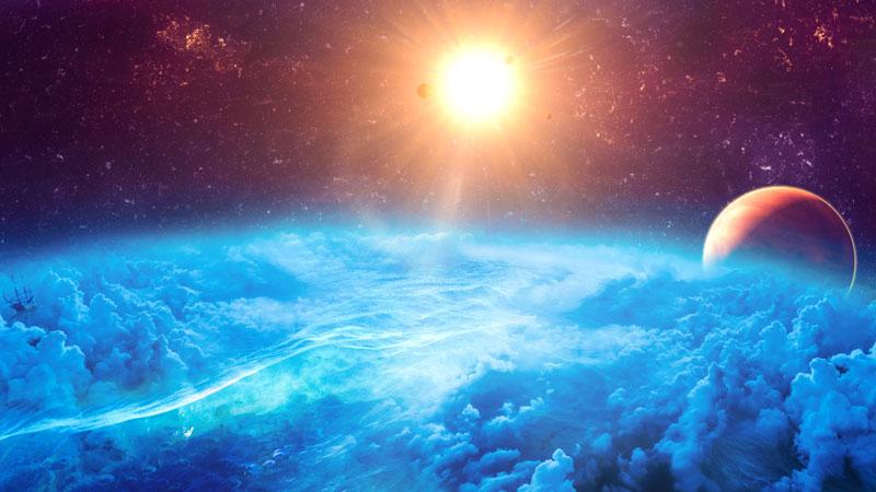 آغاز شمارش معکوس برای نابودی جهان