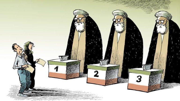 دموکراسی جمهوری اسلامی ایران