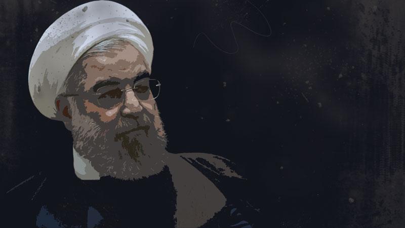 یک راز سیاسی در ارتباط با حسن روحانی