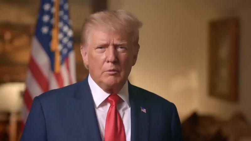 پیام پرزیدنت دونالد ترامپ به مناسبت بیستمین سالگرد حملات تروریستی ۱۱ سپتامبر