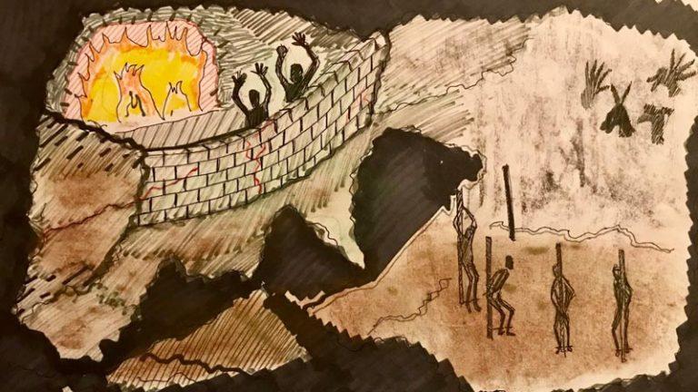 تمثیل غار یا غار افلاطون