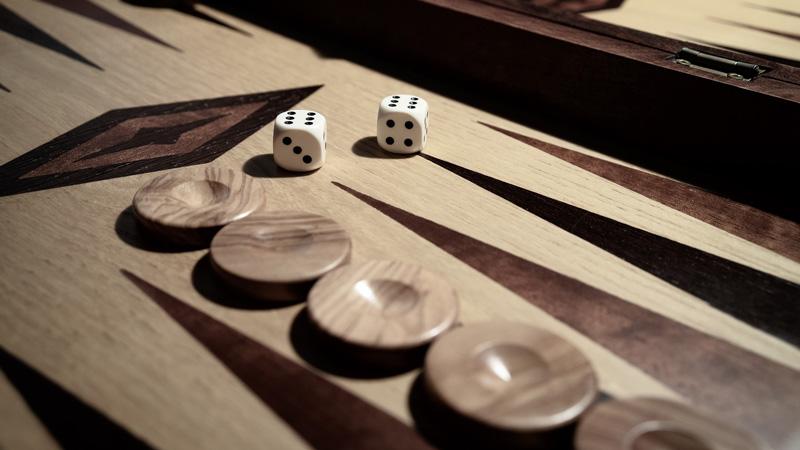 راز بازی تخته نرد
