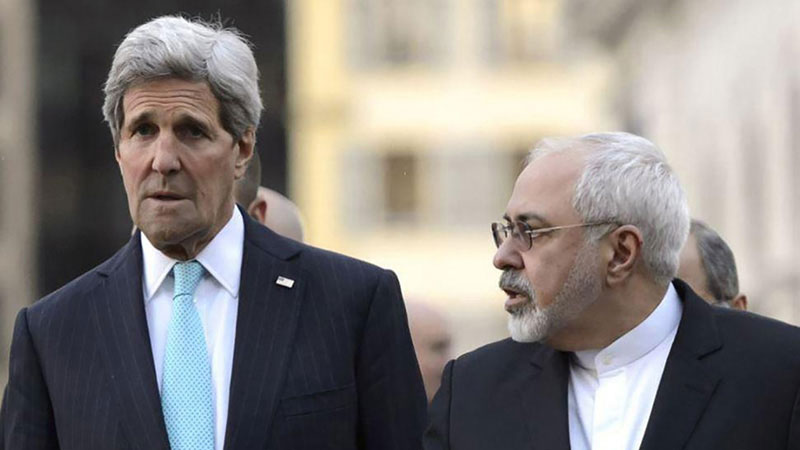John Kerry helped the terrorist Islamic Republic regime of Iran