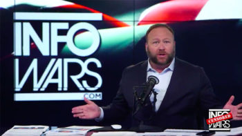 ALEX JONES GOES VIRAL IN IRAN – 1776 WORLDWIDE
