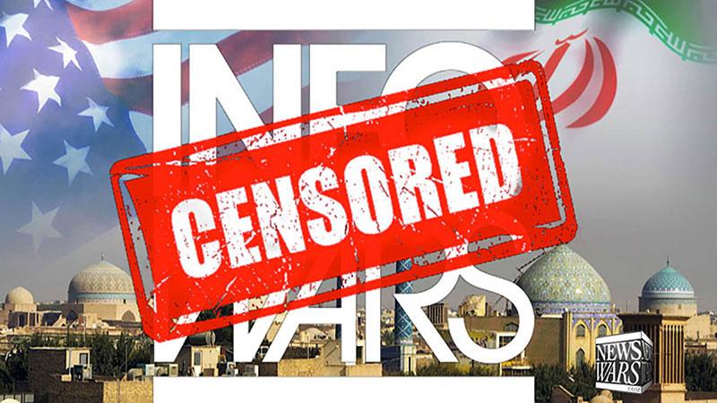 Iran media censors Infowars video report, tries to hide growing populist movement