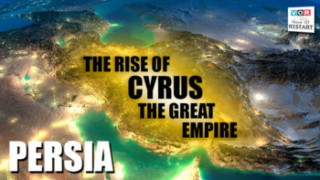 "WE WILL BE THE CYRUS EMPIRE AGAIN AND CHANGE THE NAME OF ""IRAN"" TO ""PERSIA"""