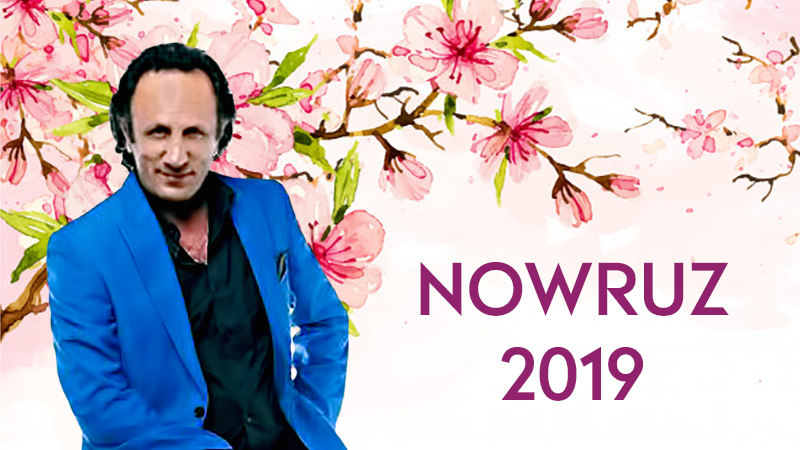 Nowruz (Norooz) 2019 - Restart leader, Seyed Mohammad Hosseini