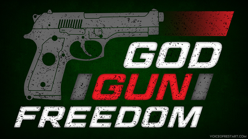 GOD, GUN, FREEDOM