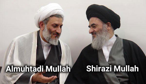 Sadiq Shirazi and almuhtadi Mullah