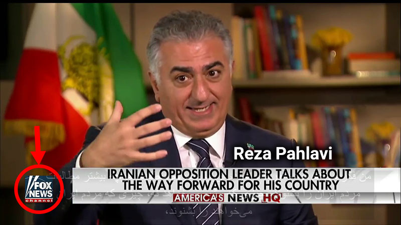 Fox News - Reza Pahlavi