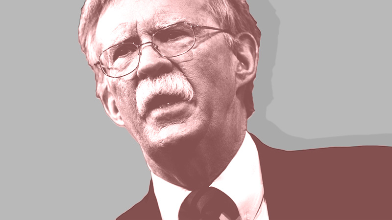 RESTART Leader's warned John Bolton