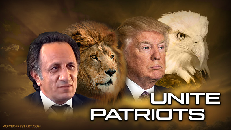 GLOBALISTS' TERROR OF THE ALLIANCE BETWEEN RESTART OPPOSITION AND AMERICAN PATRIOTS