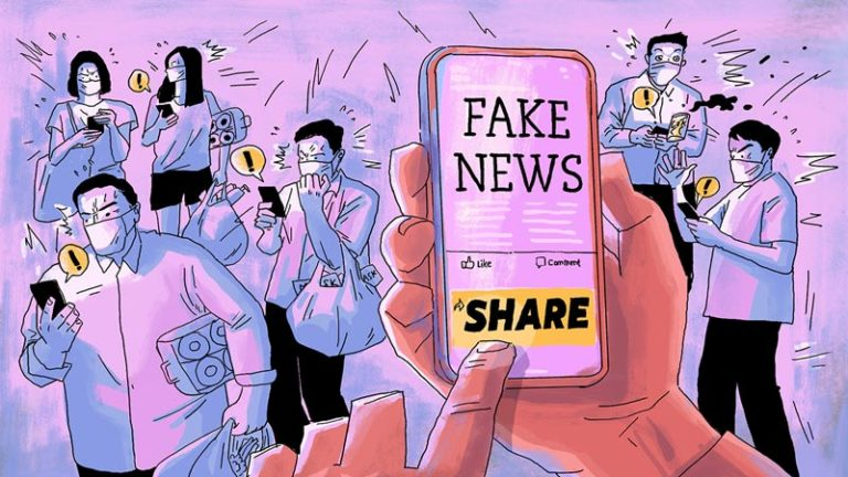 Fake News is more dangerous than the Coronavirus!