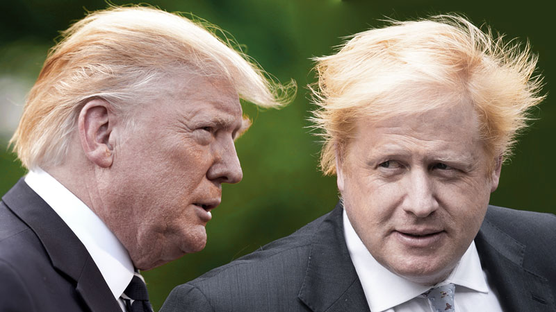 RESTART Leader's Renewed Warning to Boris Johnson