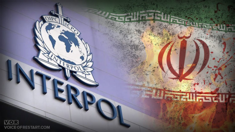 Iran regime asked Interpol to arrest President Trump and RESTART Leader!