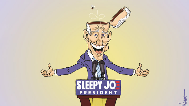 Joe Biden could be a good president, only if..!