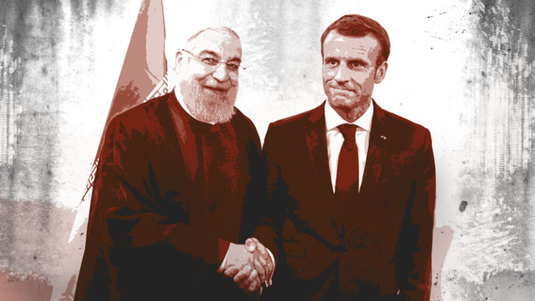 RESTART Leader addressed to Macron: Stop supporting the terrorist regime of Iran