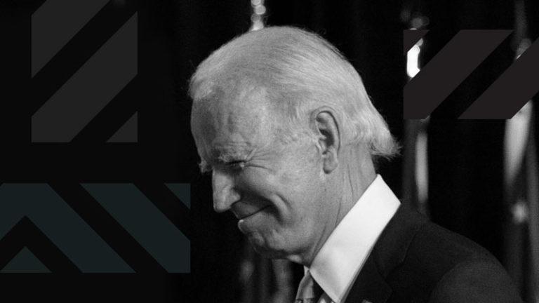 Joe Biden should be awarded the Nobel Prize!