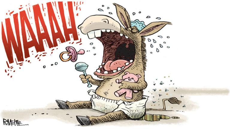 US Democrats Cartoon