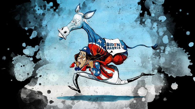 Biden Harris 2020 - Joe Biden & Kamala Harris