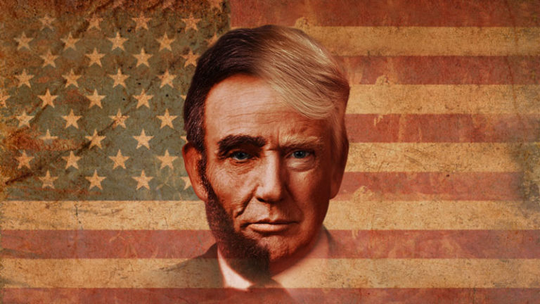 Donald Trump is another Abraham Lincoln!